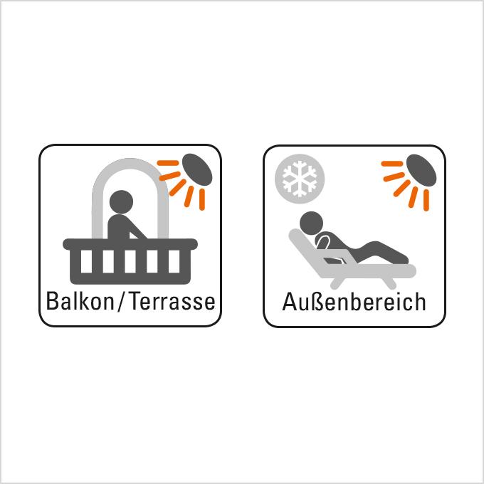 infrarotstrahler ausenbereich, heizstrahler | infrarotstrahler - trotec, Design ideen