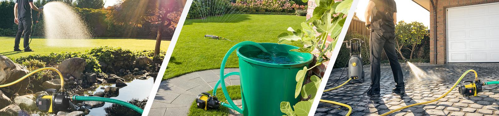 Gartenpumpen Der Tgp Serie Trotec