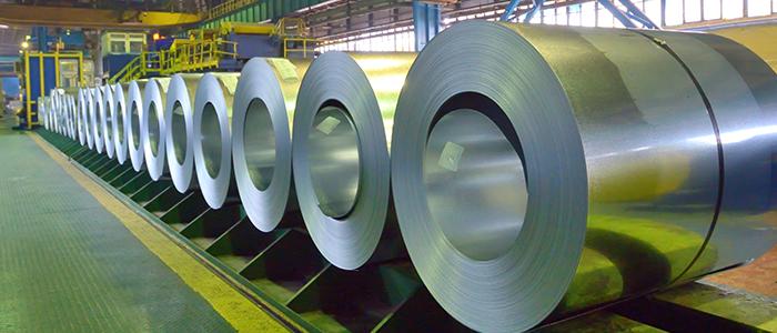 Stahlindustrie - TROTEC