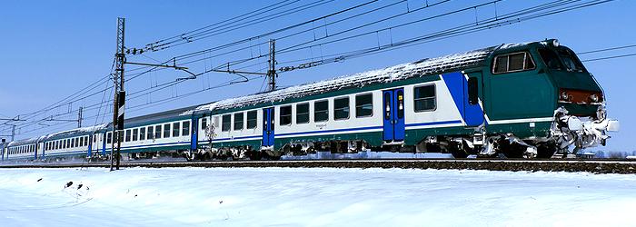 Eisenbahn - TROTEC