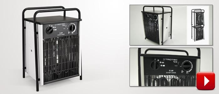 Elektroheizgebläse TDS 50 - TROTEC