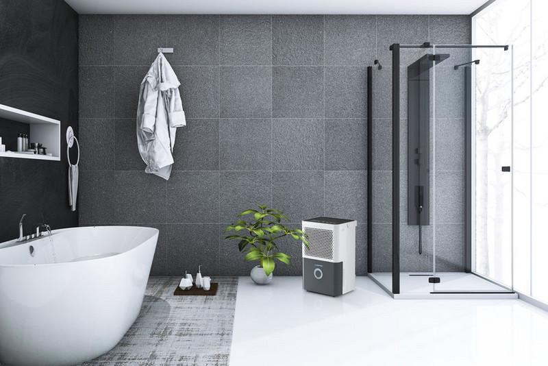 ТТК 33 Е в ванной