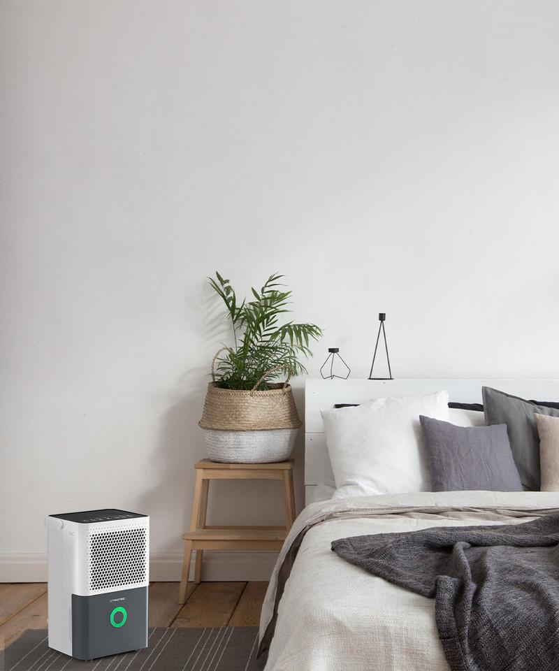 ТТК 33 Э - оптимальная влажность в спальне
