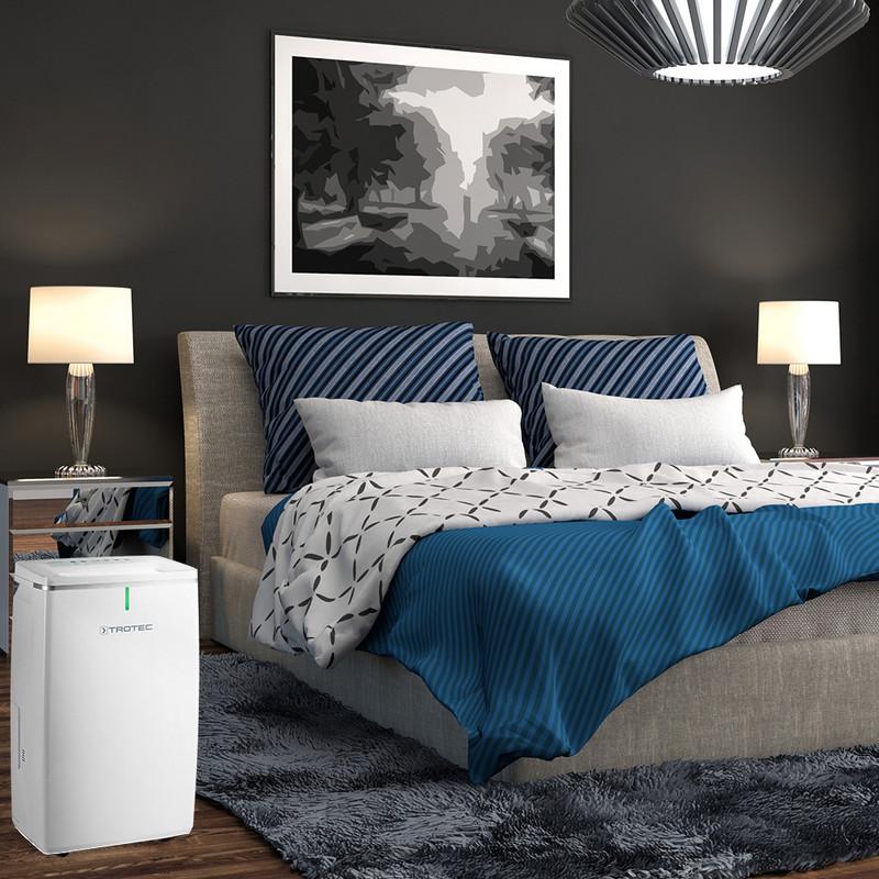 TTK 53 E - Оптимальная влажность в спальне