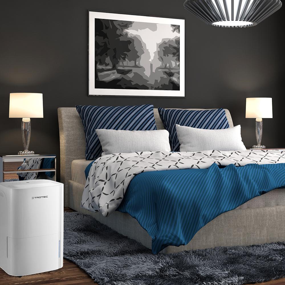 TTK 66 E - оптимальный уровень влажности в спальне