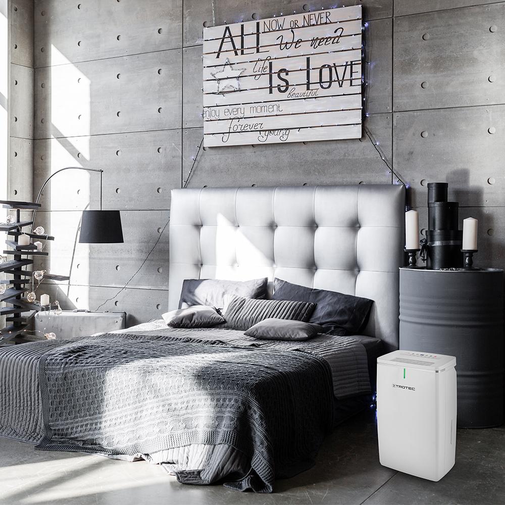 TTK 72 E - Оптимальная влажность в спальне