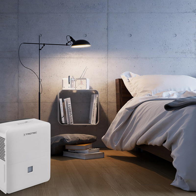 ТТК 96 Е - Оптимальная влажность в спальне