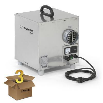 Adsorptionstrockner TTR 250 im 3er Pack