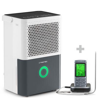 Komfort Luftentfeuchter TTK 33 E + Grillthermometer BT40