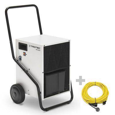 Luftentfeuchter TTK 170 S + Profi-Verlängerungskabel 20 m / 230 V / 2,5 mm²