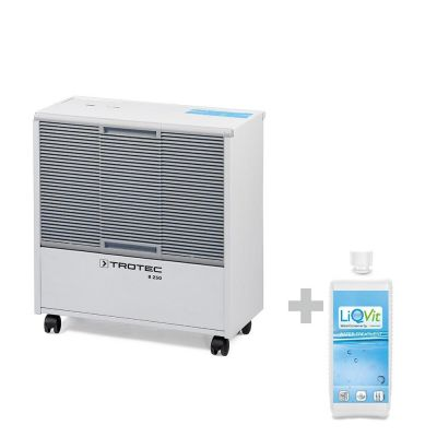 Verdunstungs-Luftbefeuchter B 250 + LiQVit 1000 ml