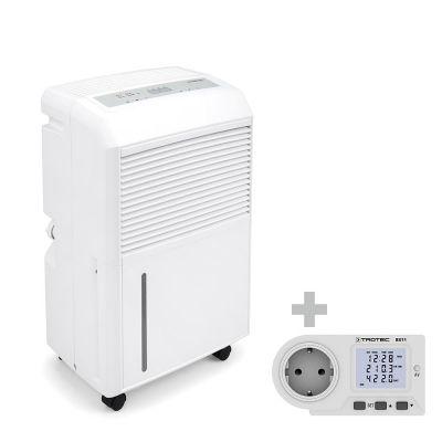 Luftentfeuchter TTK 90 E + Energiekosten-Messgerät BX11