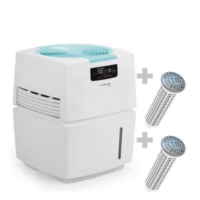 Luftwäscher / Airwasher AW 10 S + 2 SecoSan Stick 10