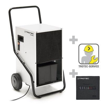 Luftentfeuchter TTK 350 S + Betriebsstundenzähler inklusive Einbau