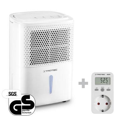 Luftentfeuchter TTK 26 E + Energiekosten-Messgerät BX09