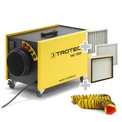 Farbnebel-Paket TAC 1500