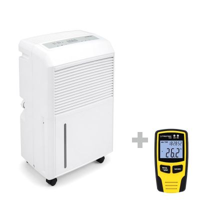Luftentfeuchter TTK 90 E + Klimadatenlogger BL30