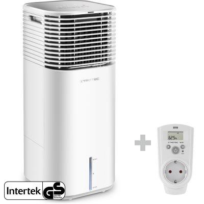 Aircooler, Luftkühler, Luftbefeuchter PAE 49 + Steckdosen-Hygrostat BH30
