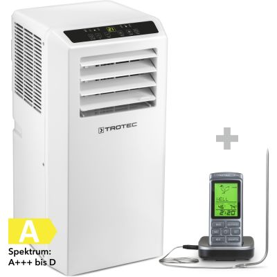 Lokales Klimagerät PAC 2610 S + Grillthermometer BT40