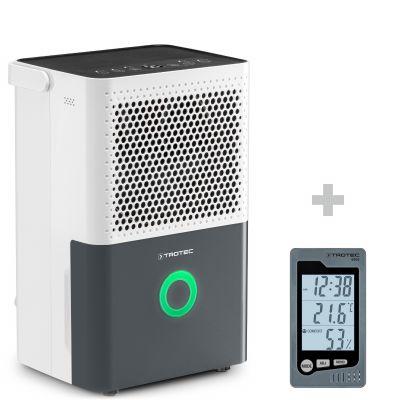 Komfort Luftentfeuchter TTK 33 E + Raum-Thermohygrometer BZ05