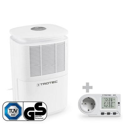Luftentfeuchter TTK 30 E + Energiekosten-Messgerät BX11