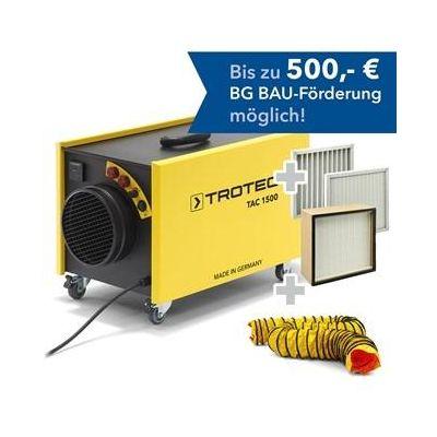 Förderfähiges Luftreiniger-Paket TAC 1500