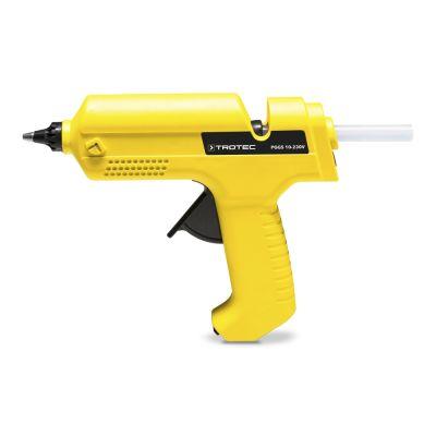Heissklebepistole PGGS 10‑230V + Qualitäts-Verlängerungskabel 15m / 230 V / 1,5 mm²