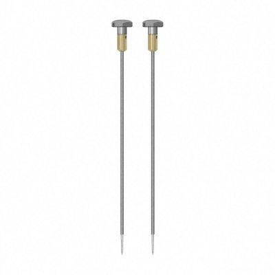 TS 012/300 Rund-Elektrodenpaar 4 mm, isoliert