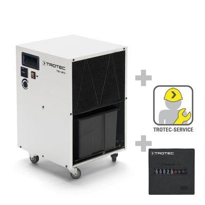 Luftentfeuchter TTK 140 S + Betriebsstundenzähler inklusive Einbau