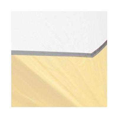 Reflexionsstreifen grau 5 cm, je Meter