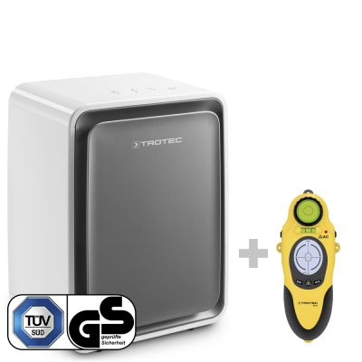Luftentfeuchter TTK 24 E WS + Wallscanner BI15
