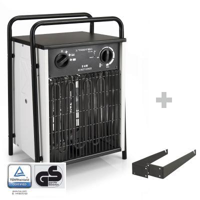 Elektroheizer TDS 50 + Wand- und Deckenhalterung