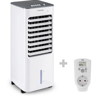 Aircooler, Luftkühler, Luftbefeuchter PAE 21 + Steckdosen-Hygrostat BH30
