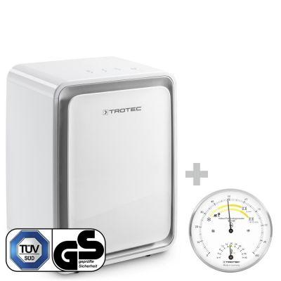 Luftentfeuchter TTK 24 E + Thermohygrometer BZ15M