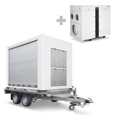 TTR Cargo inklusive Adsorptionstrockner TTR 6600