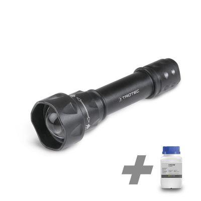 UV-Torchlight 15F + Uranin