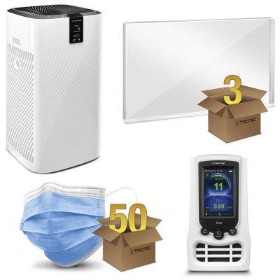 Schutzpaket Büro Medium mit AirgoClean® 250 E