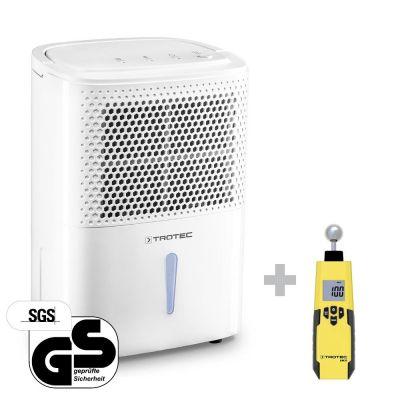 Luftentfeuchter TTK 26 E + Feuchtemessgerät / Feuchteindikator BM31