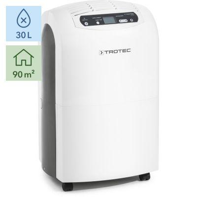 Komfort Luftentfeuchter TTK 100 E mit Heißgas-Abtausystem