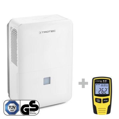 Luftentfeuchter TTK 127 E + Klimadatenlogger BL30