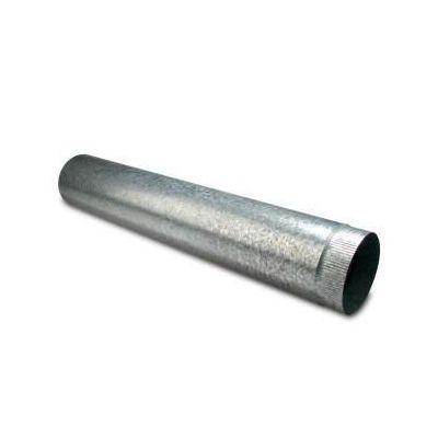 Abgasrohr starr 150 mm / 1 m