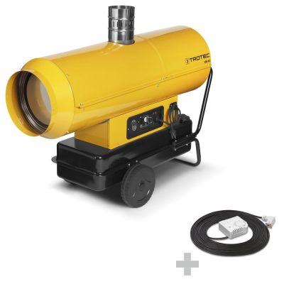 Ölheizer IDS 45 + externes Thermostat