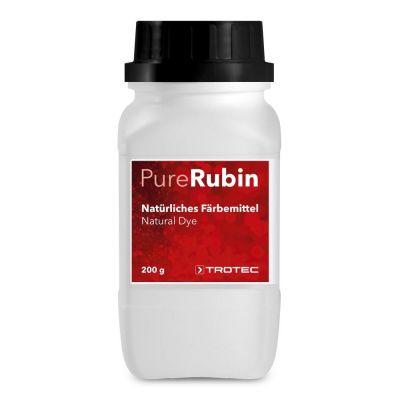 Natürliches Färbemittel Rot PureRubin 200 g