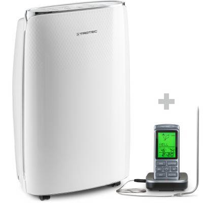 Komfort Luftentfeuchter TTK 67 E + Grillthermometer BT40