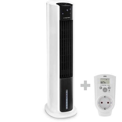 Aircooler, Luftkühler, Luftbefeuchter PAE 30 + Steckdosen-Hygrostat BH30