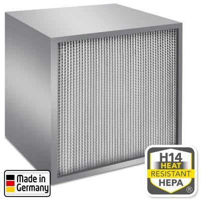 H14 Schwebstofffilter gegen Coronaviren für TES 200 / TAC V+ / TAC M