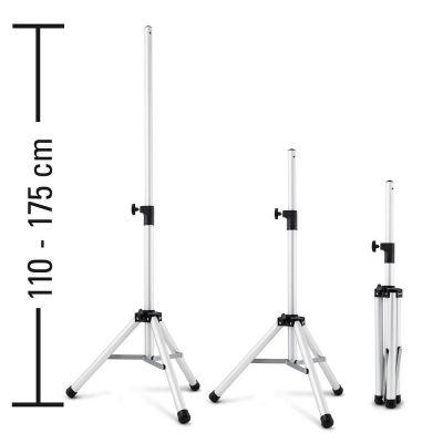 IR Teleskopstativ