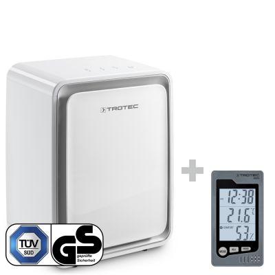 Luftentfeuchter TTK 24 E + Raum-Thermohygrometer BZ05