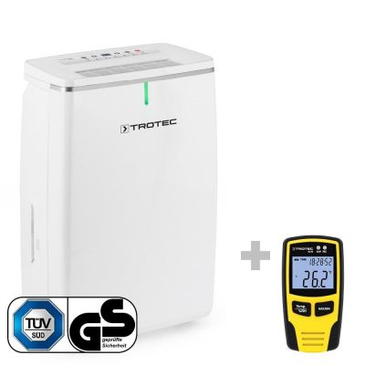 Luftentfeuchter TTK 72 E + Klimadatenlogger BL30