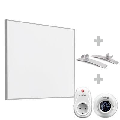 Infrarot-Heizplatte TIH 300 S inkl. Funk-Thermostat BN35 und Standfüße